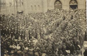 Father Aloysius Murphy Funeral