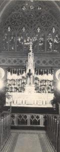 St Peter's Narrow Altar Shot