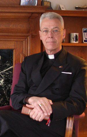 Father Sean P. O'Brien portrait