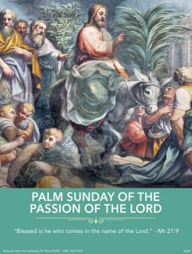 Palm Sunday April 2020