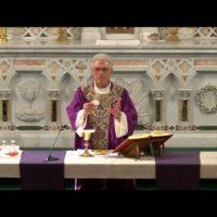 Monday Mass April 6 2020 1 St Peters Church