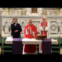 Sunday Mass April 5 2020 St Peters Church