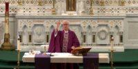 Monday Mass Mar 23 2020