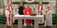 Pentecost Sunday May 31 2020